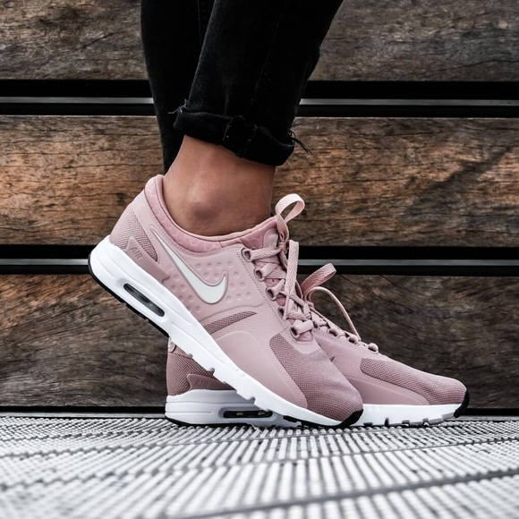 b2c2aeb4a9 Nike Shoes | New Air Max Zero Rose Gold White Womens Sz 8 | Poshmark